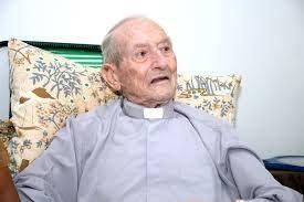 Morre Padre Egídio de Vidi, aos 95 anos